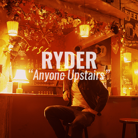 ryder anyone upstairs
