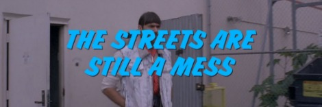"Video: ""The Streets Are Still A Mess"" by Sebastien Grainger"