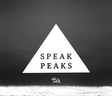 "speak album ""peaks"""