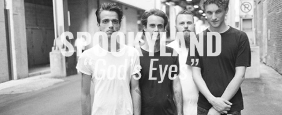 spookyland gods eyes