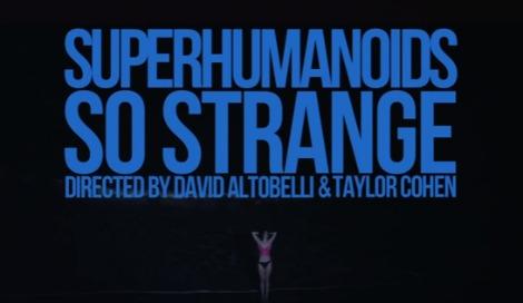 so strange
