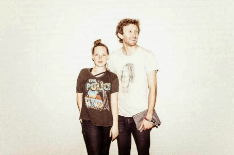 """Coffee"" by Sylvan Esso"