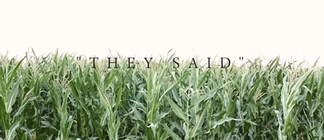 "VIDEO: ""They Said"" by Wild Ones"