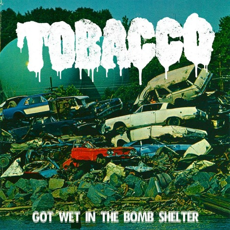 tobacco got wet in the bomb shelter