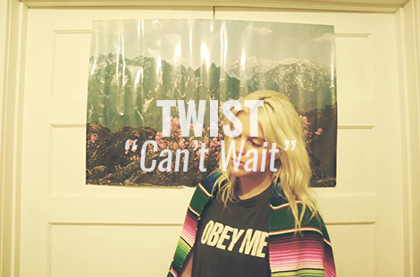 "LISTEN: ""Can't Wait"" by Twist"