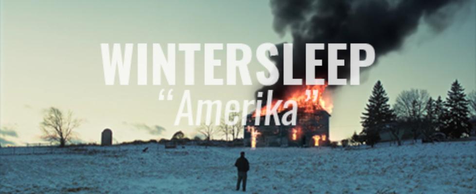 wintersleep amerika video