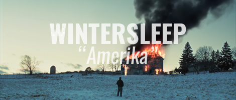 "VIDEO: ""Amerika"" by Wintersleep"