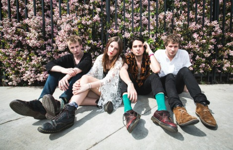 "LISTEN: ""Freazy"" by Wolf Alice"